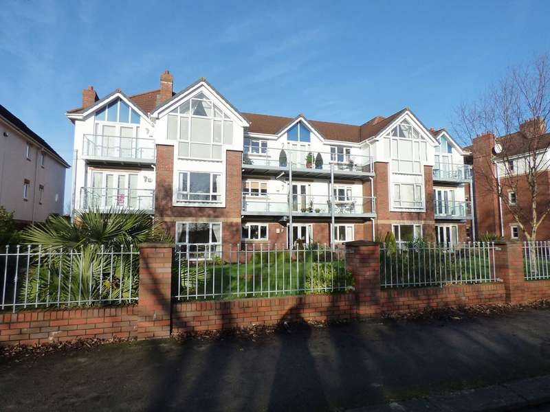 2 Bedrooms Apartment Flat for sale in Gleneagles, Links Gate, St Annes