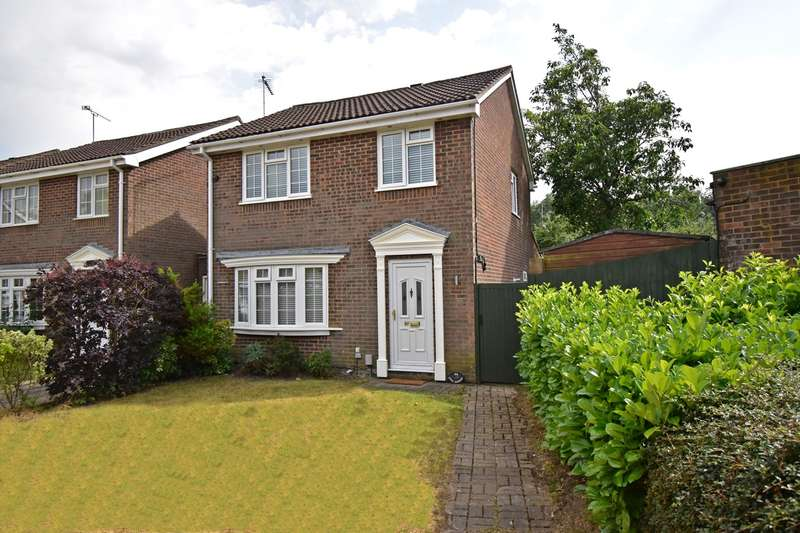 3 Bedrooms Detached House for sale in The Shaws, Welwyn Garden City, AL7