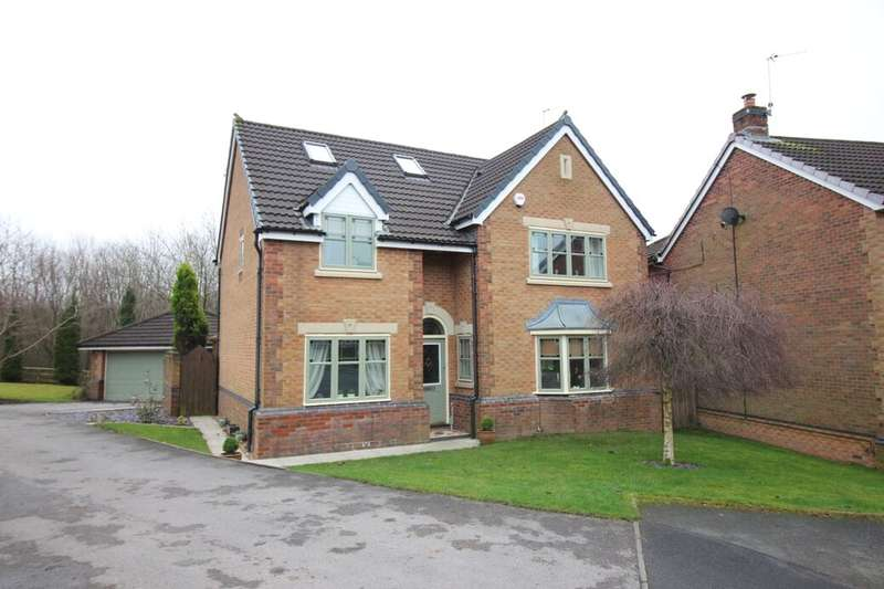6 Bedrooms Detached House for sale in Rosewood Avenue, Tottington, Bury, BL8