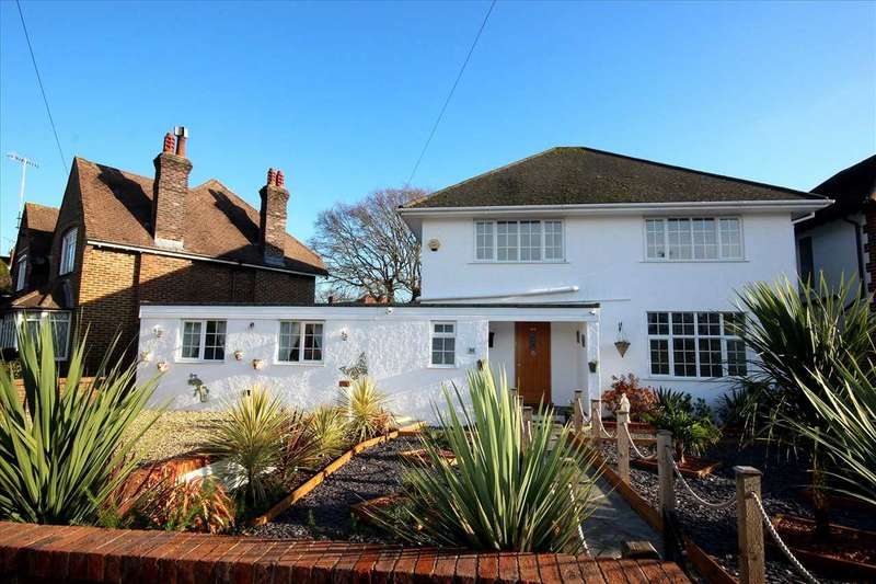 6 Bedrooms Detached House for sale in Offington Drive, Worthing.