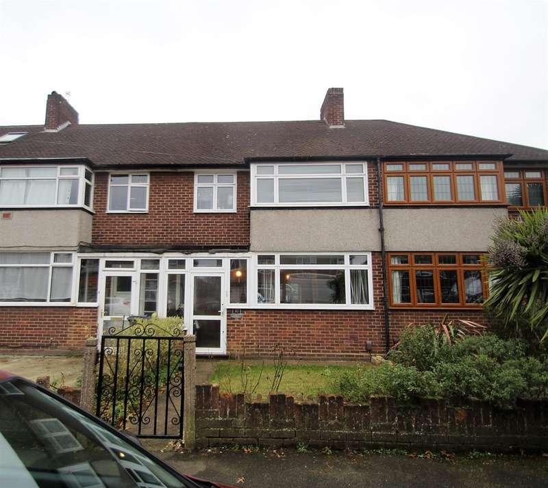 3 Bedrooms Terraced House for sale in Harvest Road, Lower Feltham