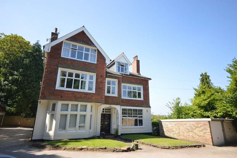 2 Bedrooms Apartment Flat for sale in Monks Horton, Sandhurst Road, Tunbridge Wells, Kent, TN2