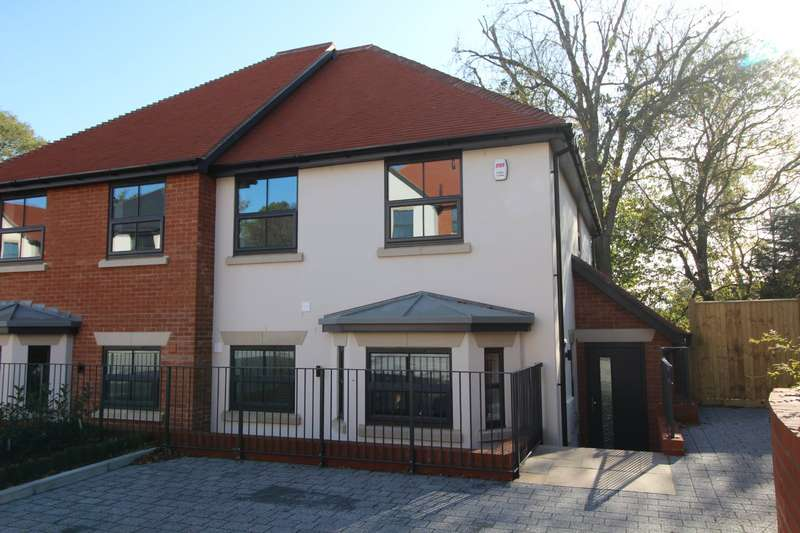 3 Bedrooms Semi Detached House for sale in Burry Road, St. Leonards-On-Sea, East Sussex, TN37