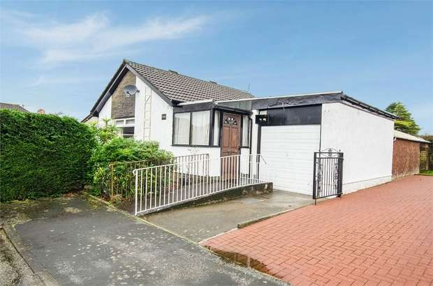 1 Bedroom Detached Bungalow for sale in Clenoch Parks Road, Stranraer, Dumfries and Galloway