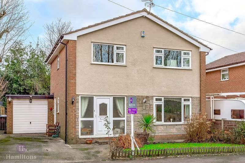 4 Bedrooms Detached House for sale in Lingards Drive, Astley, Tyldesley, Greater Manchester. M29 7FD