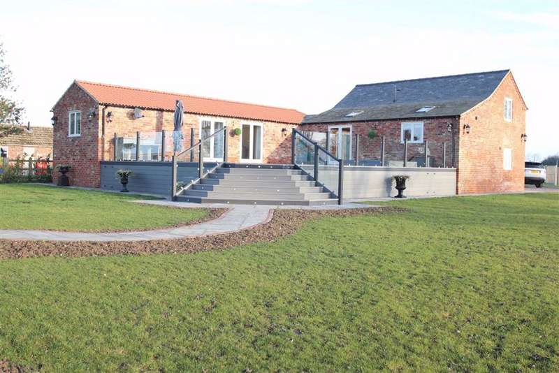 4 Bedrooms Barn Conversion Character Property for sale in Pinfold Lane, Fishtoft, Boston