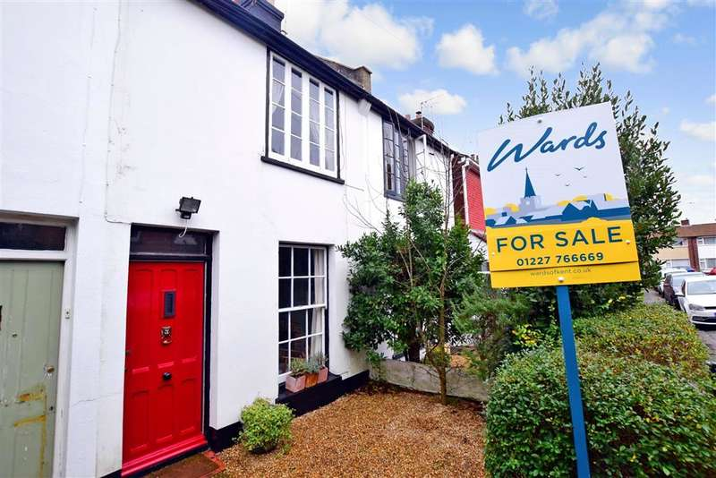 2 Bedrooms Terraced House for sale in Ivy Place, , Canterbury, Kent