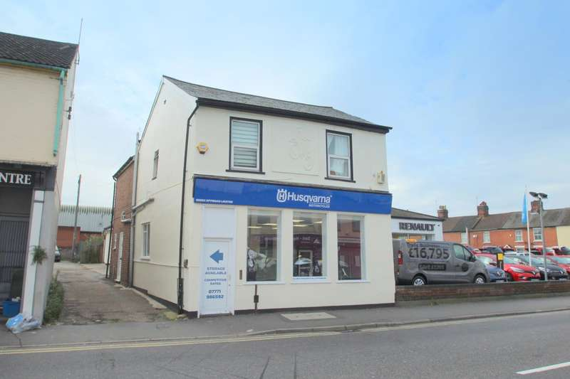 2 Bedrooms Property for sale in Barrack Street, East Colchester