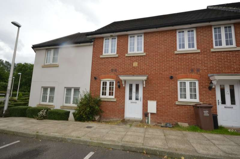 2 Bedrooms House for sale in Silver Streak Way, Rochester, Kent, ME2