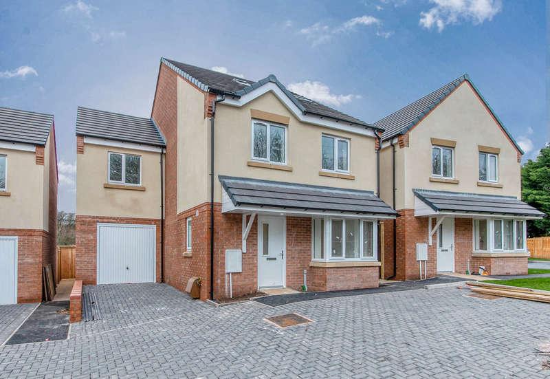 5 Bedrooms Detached House for sale in Plot 6 The Oakwood, Primrose Court, Groveley Lane, Longbridge, Birmingham, B31 4PT