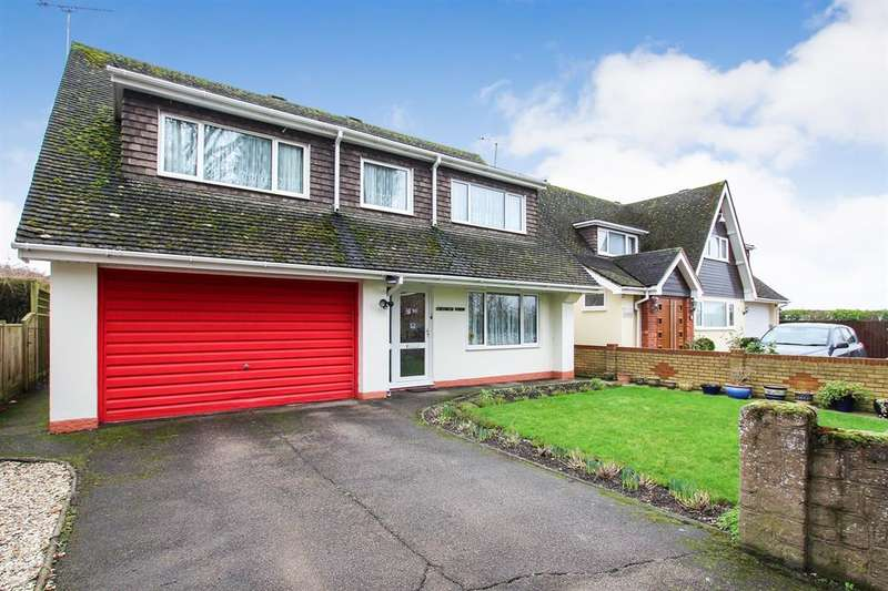 4 Bedrooms Detached House for sale in Church Lane, Eaton Bray