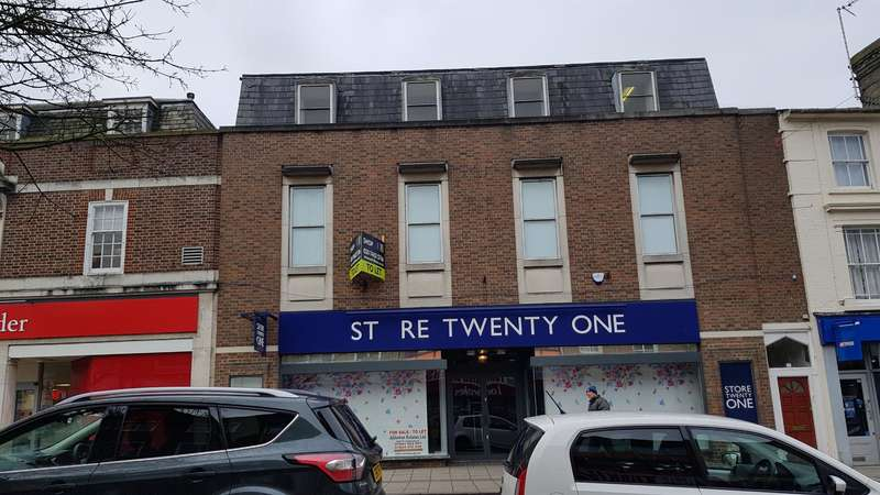 1 Bedroom Commercial Property for sale in Bank Street , Braintree, Essex , CM7 1UG