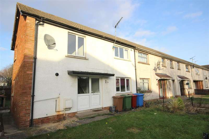 3 Bedrooms End Of Terrace House for sale in Strowan Road, Grangemouth