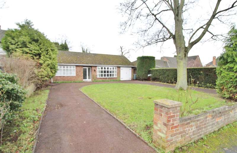 3 Bedrooms Detached Bungalow for sale in Welby Gardens, Grantham