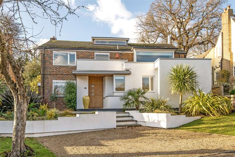4 Bedrooms Detached House for sale in Seymour Road, London, SW19