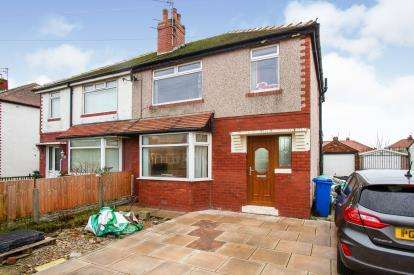 3 Bedrooms Semi Detached House for sale in Durham Avenue, Thornton-Cleveleys, Lancashire, ., FY5