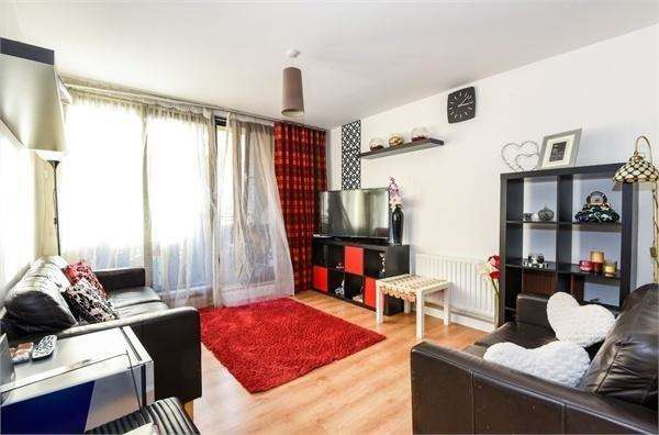 2 Bedrooms Flat for sale in Spencer Way, London E1