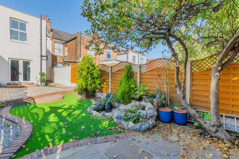 3 Bedrooms House for sale in Beechfield Road, Harringay, N4