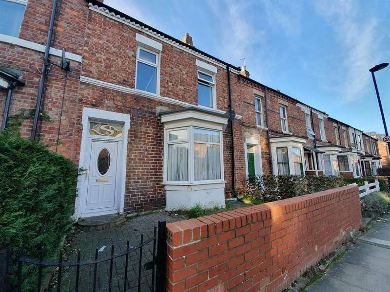 3 Bedrooms Terraced House for sale in Belle Grove West, Spital Tounges, Newcastle upon Tyne