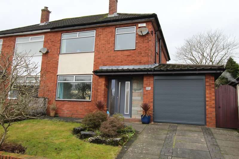 3 Bedrooms Semi Detached House for sale in Limefield Road, Bolton, Greater Manchester, BL1