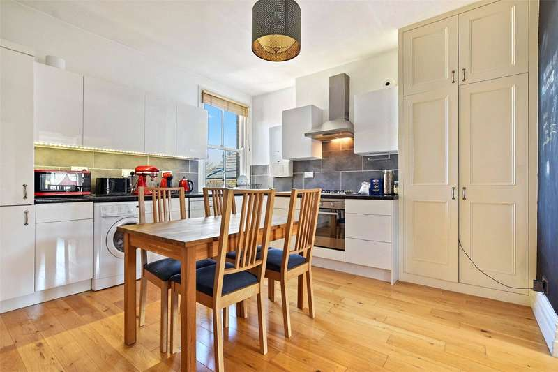 2 Bedrooms Flat for sale in Crescent Road, Alexandra Palace, London, N22