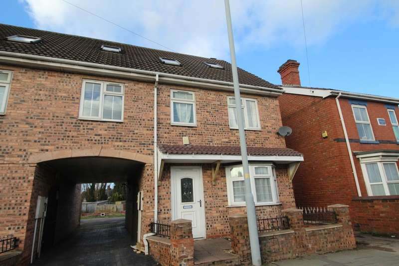 4 Bedrooms Semi Detached House for rent in A Cannock Road, Wolverhampton, WV10