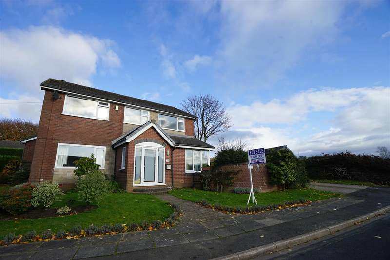 4 Bedrooms Detached House for sale in Mayfair, Horwich, Bolton