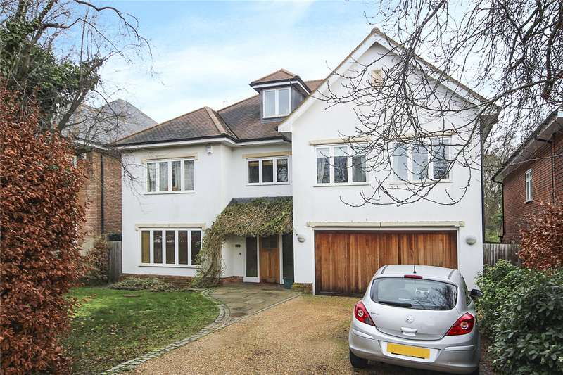 6 Bedrooms Detached House for sale in Homewood Road, St. Albans, Hertfordshire, AL1