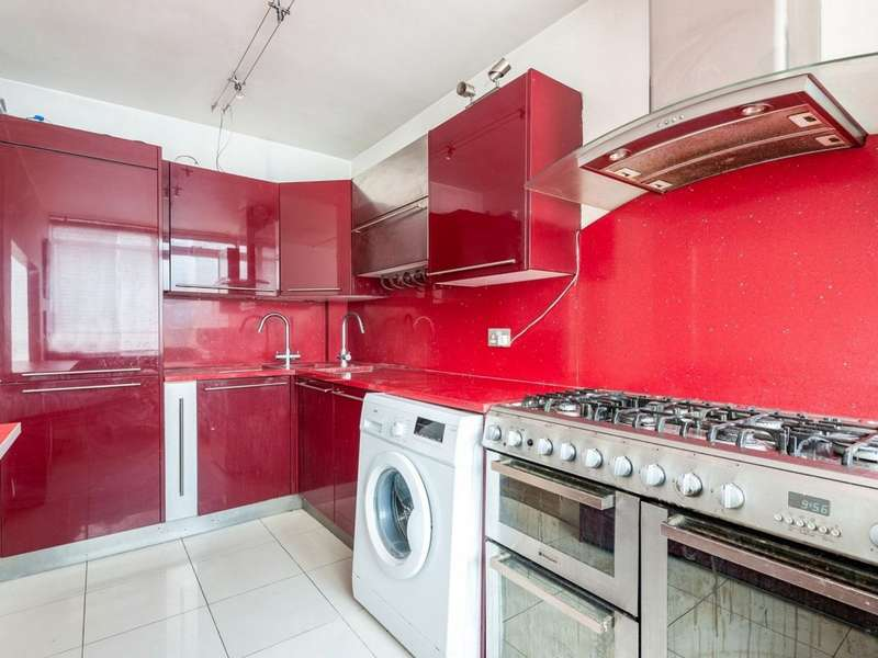 3 Bedrooms Duplex Flat for sale in Princess Street, Southwark SE1