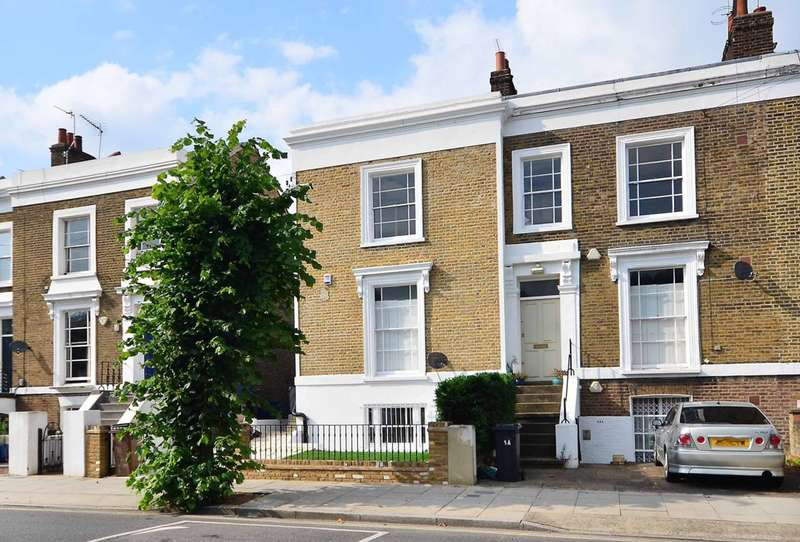 4 Bedrooms House for rent in Englefield Road, De Beauvoir Town, N1