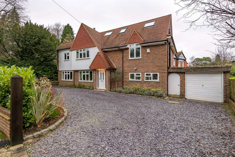 6 Bedrooms Detached House for sale in Wray Common Road, Reigate, Surrey, RH2
