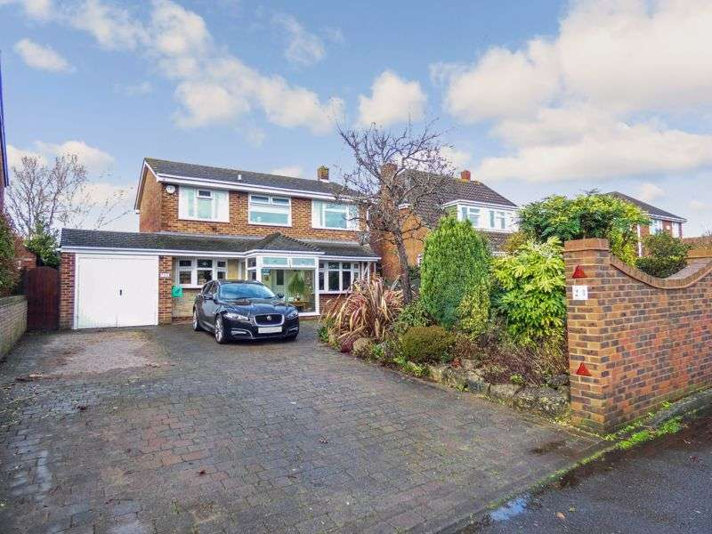 4 Bedrooms Property for sale in Anker Lane Stubbington, Fareham