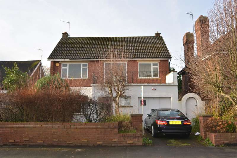 3 Bedrooms Detached House for sale in Alwood Avenue, Stanley Park, Blackpool, FY3 8NG