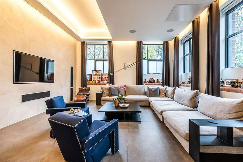 2 Bedrooms Flat for sale in Porteus Place, London, SW4