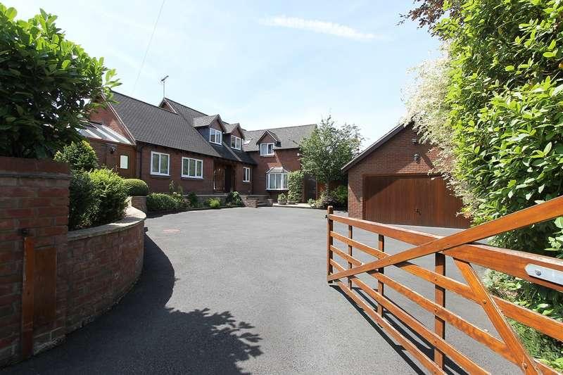 5 Bedrooms Detached House for sale in Inn Lane, Hartlebury, KIDDERMINSTER, DY11