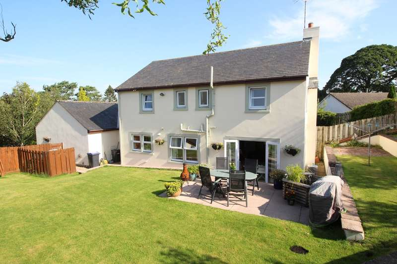 4 Bedrooms Detached House for sale in Gilcrux, Wigton, CA7
