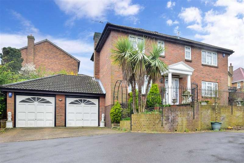 4 Bedrooms Detached House for sale in Watson Avenue, , Chatham, Kent