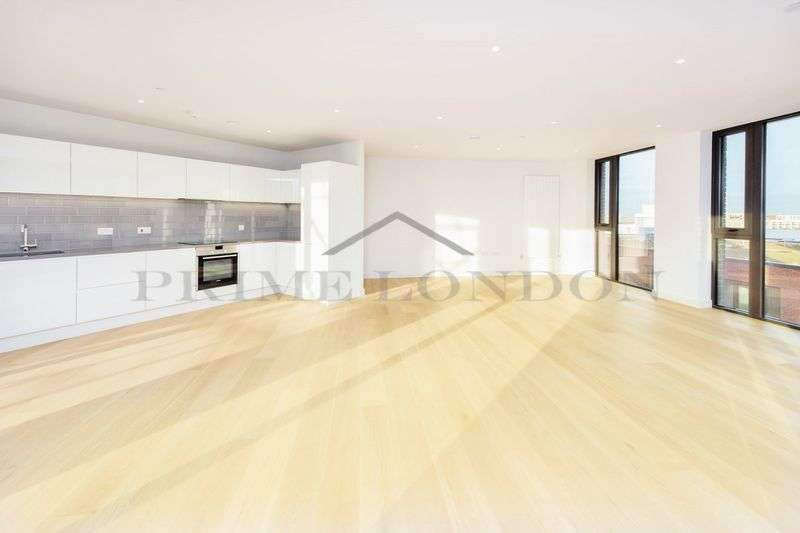 3 Bedrooms Property for sale in Echo Court, Royal Wharf, London