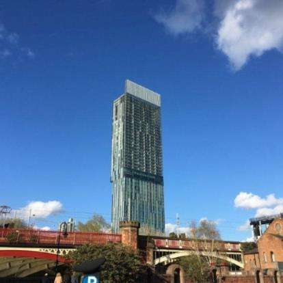 1 Bedroom Flat for sale in Deansgate, Manchester, Greater Manchester