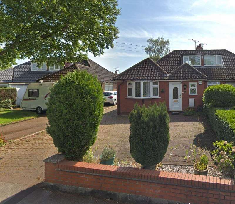 2 Bedrooms House for sale in Hassall Road, Sandbach