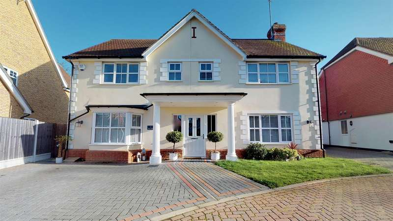4 Bedrooms Detached House for sale in The Astors, Hockley