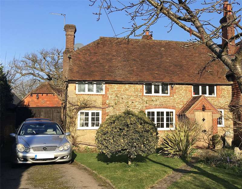 3 Bedrooms Semi Detached House for sale in The Green, Dunsfold, Godalming, Surrey, GU8