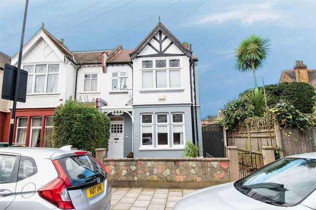 4 Bedrooms Semi Detached House for sale in Daysbrook Road, London