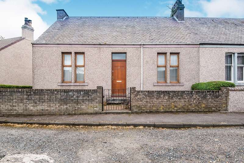 3 Bedrooms Semi Detached Bungalow for sale in West End, Kinglassie, Lochgelly, Fife, KY5