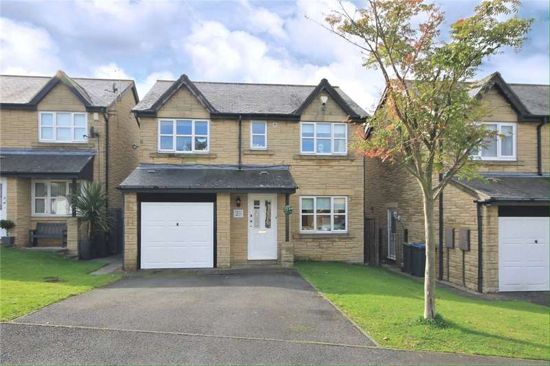 4 Bedrooms Detached House for sale in Highsteads, Medomsley, Consett, DH8