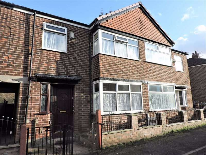 3 Bedrooms House for sale in Newdale Road, Manchester