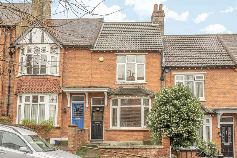 2 Bedrooms Terraced House for sale in Athelstan Road, Chatham, ME4 6EJ