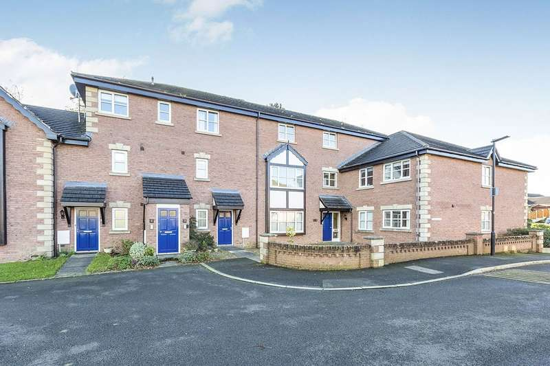 2 Bedrooms Apartment Flat for sale in Archery Gardens, Garstang, Preston, PR3