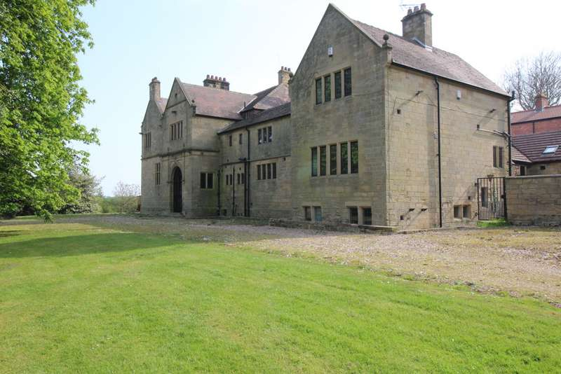 5 Bedrooms Semi Detached House for sale in Back Lane, Badsworth, Pontefract WF9