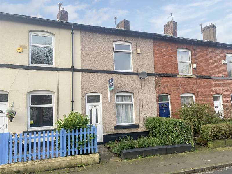 2 Bedrooms Terraced House for sale in Hanson Street, Bury, Lancashire, BL9